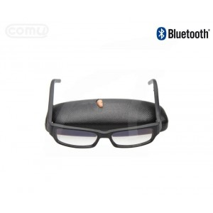 Kit Lunettes micro oreillette bluetooth invisible